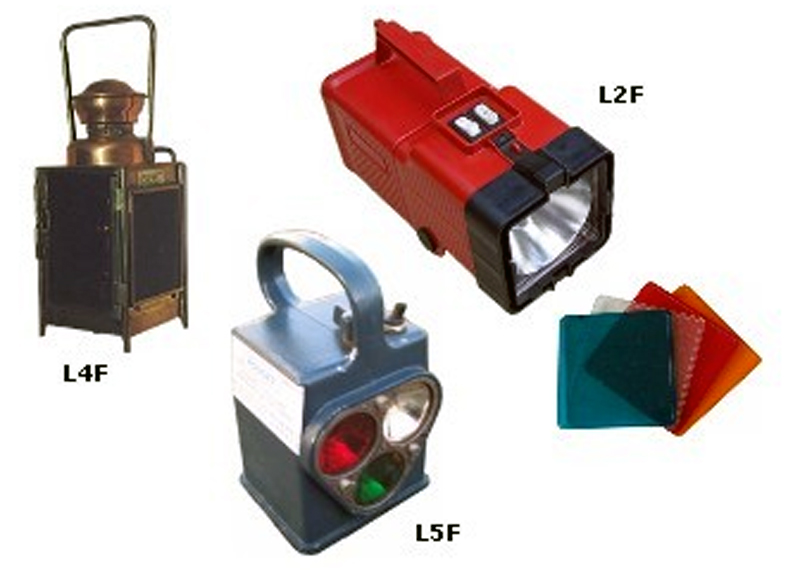 SIGNAL LAMPS (3 Lights)