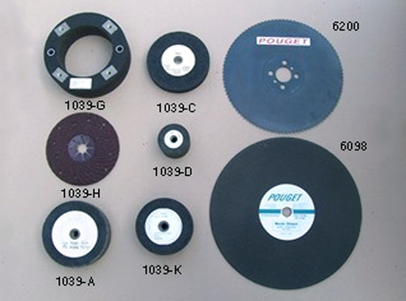 ABRASIVE RAIL CUTTING DISKS  / GRINDING WHEELS