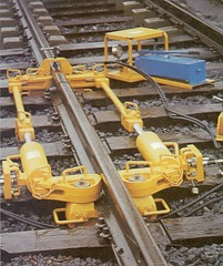 HYDRAULIC RAIL TIGHTENERS